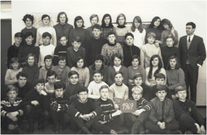 Klassenfoto 1969