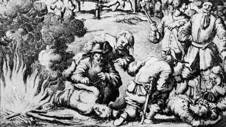 bestialische Folterungen