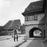 Vorplatz altes Rathaus